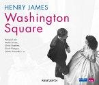 Washington Square, 1 Audio-CD