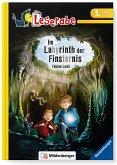 Leserabe - Im Labyrinth der Finsternis