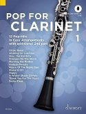 Pop For Clarinet, 1-2 Klarinetten