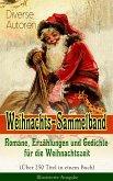 Weihnachts-Sammelband: Romane, Erzählungen und Gedichte für die Weihnachtszeit (Über 250 Titel in einem Buch) - Illustrierte Ausgabe (eBook, ePUB)