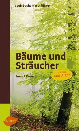 steinbachs naturf hrer b ume und str ucher von bruno p. Black Bedroom Furniture Sets. Home Design Ideas