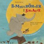 Bommelböhmer und Schnauze, Audio-CD