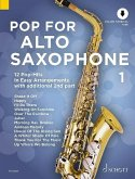 Pop For Alto Saxophone, 1-2 Alt-Saxophone