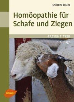 Homöopathie für Schafe und Ziegen - Erkens, Christine