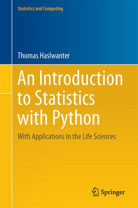 An Introduction To Statistics With Python Thomas