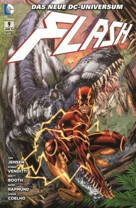 Buch-Reihe Flash