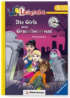 Leserabe - Die Girls vom Gruselinternat