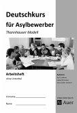 Arbeitsheft Deutschkurs für Asylbewerber