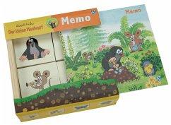 Holz-Memo, Der kleine Maulwurf (Kinderspiel)