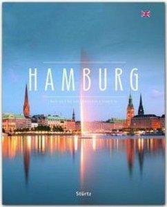 Premium Hamburg - Englische Ausgabe - Ilg, Reinhard; Kraft, Nadine