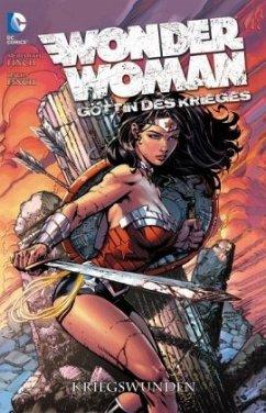 Wonder Woman - Göttin des Krieges 01 - Kriegswunden - Finch, Meredith; Finch, David