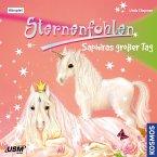 Saphiras großer Tag / Sternenfohlen Bd.4 (1 Audio-CD)