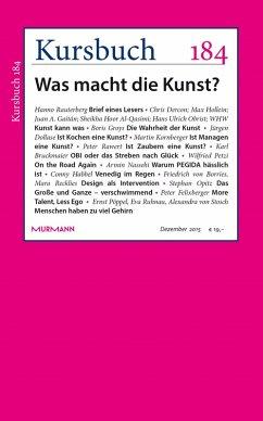 Kursbuch 184 (eBook, ePUB)