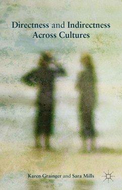Directness and Indirectness Across Cultures (eBook, PDF)