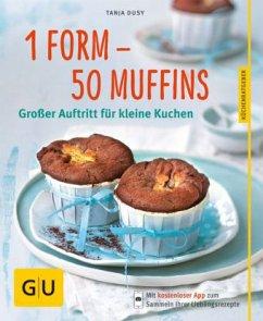 1 Form - 50 Muffins (Mängelexemplar) - Dusy, Tanja