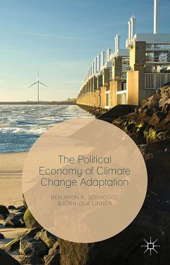 The Political Economy of Climate Change Adaptation (eBook, PDF)