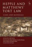 Hepple and Matthews' Tort Law (eBook, ePUB)