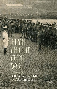 Japan and the Great War (eBook, PDF)