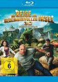 Die Reise zur geheimnisvollen Insel (Blu-ray 3D)