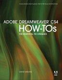 Adobe Dreamweaver CS4 How-Tos (eBook, PDF)