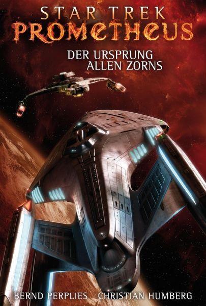 Star Trek - Prometheus 2: Der Ursprung allen Zorns (eBook, ePUB) - Humberg, Christian