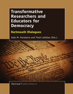 Transformative Researchers and Educators for Democracy (eBook, PDF)