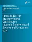 Proceedings of the 21st International Conference on Industrial Engineering and Engineering Management 2014 (eBook, PDF)
