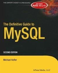 Definitive Guide To Mysql Ebook Pdf Von Michael Kofler