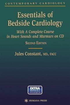 Essentials of Bedside Cardiology (eBook, PDF) - Constant, Jules