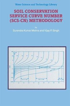 Soil Conservation Service Curve Number (SCS-CN) Methodology (eBook, PDF) - Mishra, S. K.; Singh, V. P.