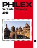 Philex Vereinte Nationen Katalog 2016