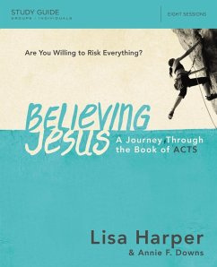 Believing Jesus Study Guide (eBook, ePUB) - Harper, Lisa