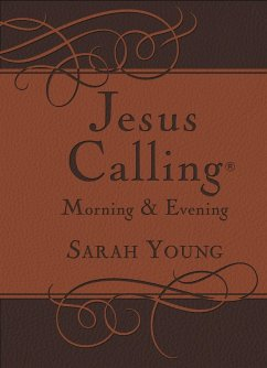 Jesus Calling Morning and Evening Devotional (eBook, ePUB) - Young, Sarah