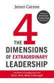 The Four Dimensions of Extraordinary Leadership (eBook, ePUB)