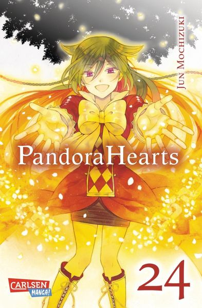 Buch-Reihe Pandora Hearts