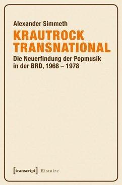 Krautrock transnational - Simmeth, Alexander