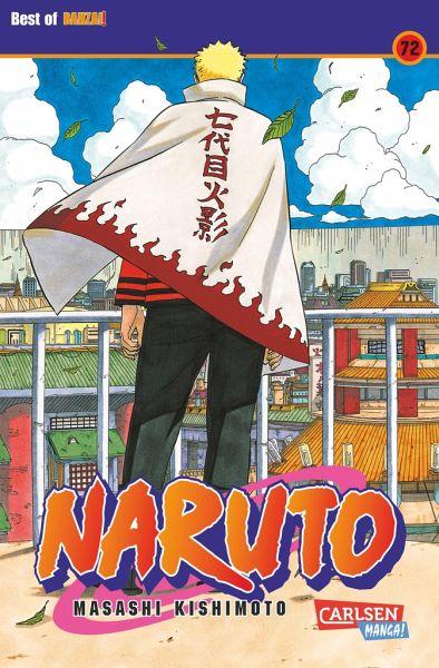 Buch-Reihe Naruto