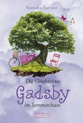 Buch-Reihe Die Geschwister Gadsby von Natasha Farrant