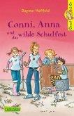 Conni, Anna und das wilde Schulfest / Conni & Co Bd.4