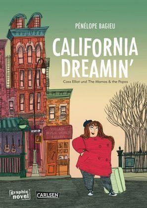 California Dreamin' - Bagieu, Pénélope
