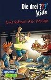 Das Rätsel der Könige / Die drei Fragezeichen-Kids Bd.56