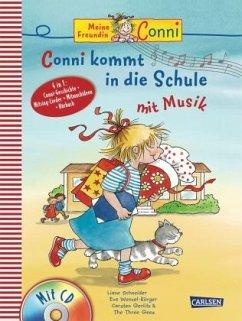 Conni kommt in die Schule mit Musik