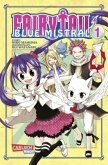Fairy Tail - Blue Mistral, Band 1