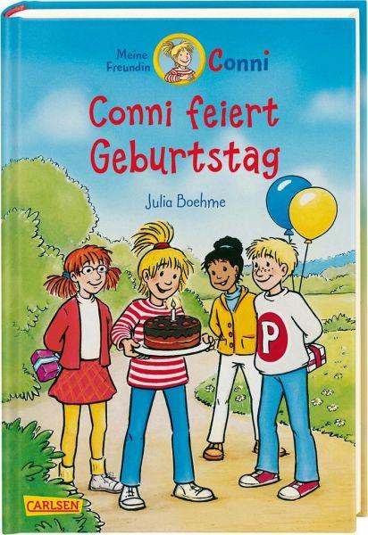 Conni Feiert Geburtstag / Conni Erzählbände Bd.4 Von Julia Boehme   Buch    Bücher.de