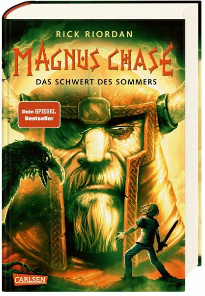 Das Schwert des Sommers Magnus Chase Bd.1