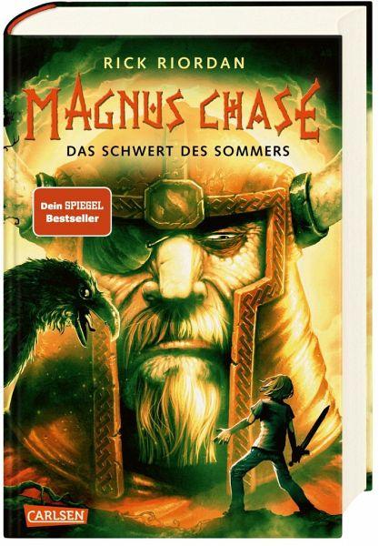 rick riordan-magnus chase