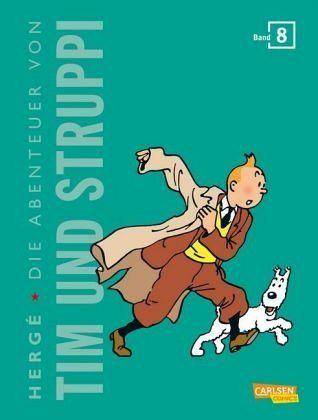 Buch-Reihe Tim und Struppi Kompaktausgabe von Hergé