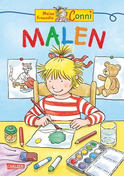 Malen / Conni Gelbe Reihe Bd.23