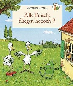 Alle Frösche fliegen hoooch!?