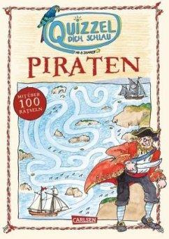 Piraten / Quizzel dich schlau Bd.1